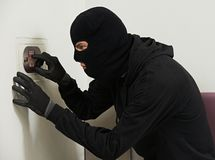 Prevention of burglary in the home